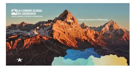 La Cumbre Global de Liderazgo 2019, Santo Domingo tickets