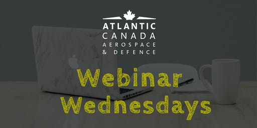 Webinar Wednesdays:  Learn How To Do Business With NATO