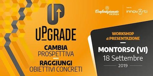 UPGRADE - Innovarti 2019