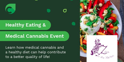 Healthy Eating & Medical Cannabis Event