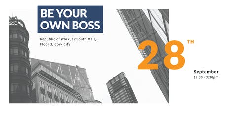 Be Your Own Boss (BYOB) tickets