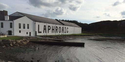 Friends of Laphroaig - The Royal Dinette, Vancouver