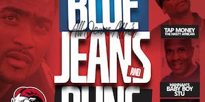 """BLUE JEANS AND BLING """"ALL JEANS AFFAIR"""""""
