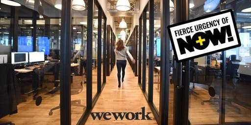 Your Guide to a Career Reboot - Fierce Urgency of Now!
