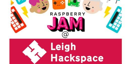 Raspberry Jam @ Leigh Hackspace