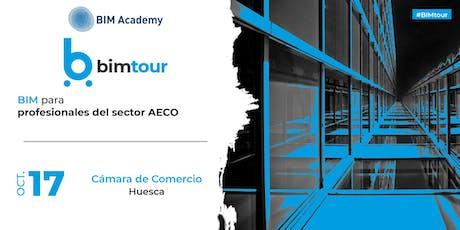 BIMtour: BIM para profesionales del sector AECO en Huesca entradas