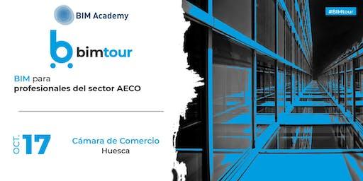 BIMtour: BIM para profesionales del sector AECO en Huesca
