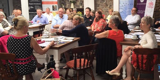 Free Business Networking 6th September 2019 Abergavenny