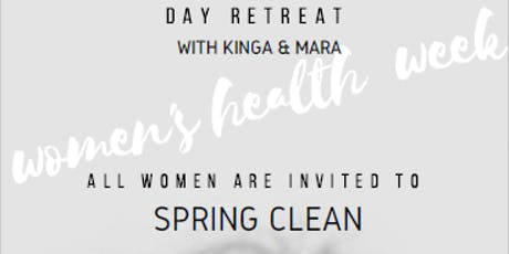 Spring Clean tickets