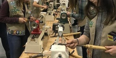 Wood Turned Pens Workshop, Create your own pen in the Fab Lab tickets