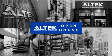 Altek Supply Open House tickets