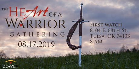 The Heart of a Warrior Gathering: Tulsa tickets