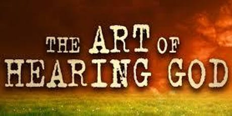 Art of Hearing God tickets