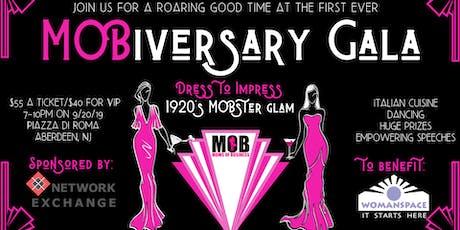 MOBiversary Gala tickets