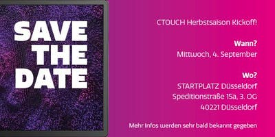 CTOUCH Herbstsaison Kickoff!