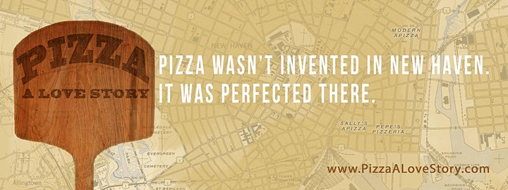 Pizza in New Haven Exhibit Opening image