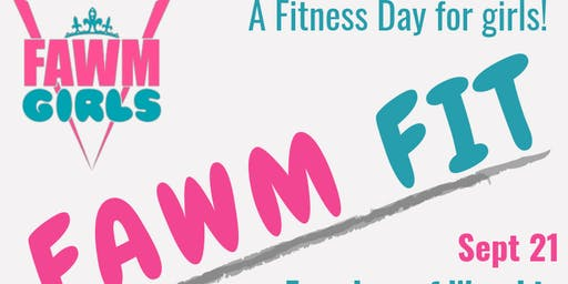 FAWM Girls Fitness Day - FAWM Fit