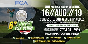 6th Annual Veteran Owned Business Round Table Golf...