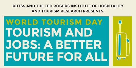 World Tourism Day 2019 tickets