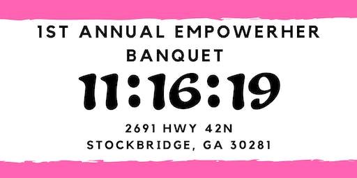 EmpowerHER Banquet