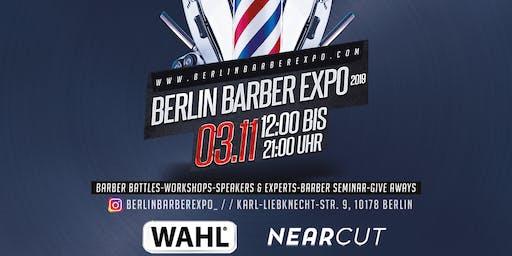 Berlin Barber Expo 2019