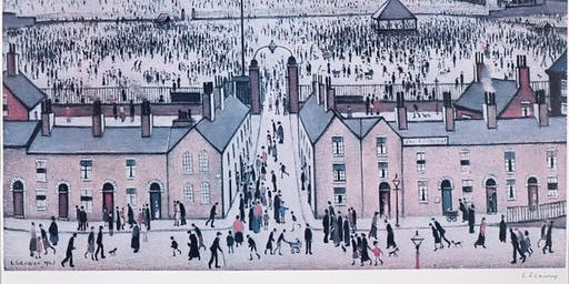 Whitewall Weybridge Presents Work by L.S Lowry