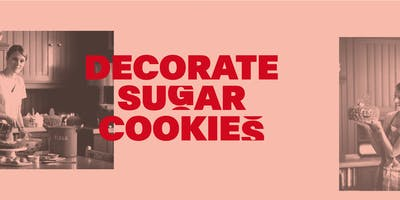 PLATF9RM Learns:To Decorate Sugar Cookies with Big Spoon
