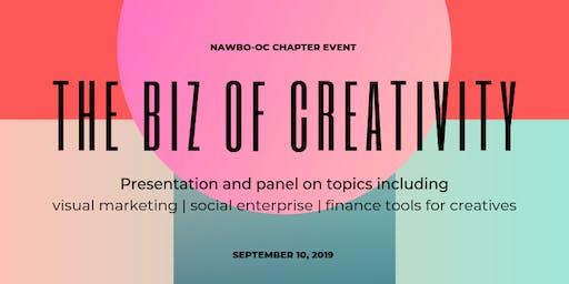 The Biz of Creativity: NAWBO September Chapter Event