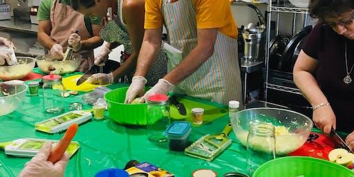 Fermenting Summer's Bounty