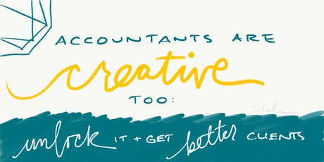 Accountants are creative too: How to unlock creativity in your firm to get better clients! tickets
