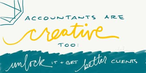 Accountants are creative too: How to unlock creativity in your firm to get better clients!