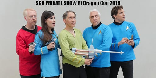 Dragon Con 2019 - SGU Private Show