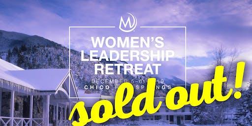 Women's Leadership Retreat 2019