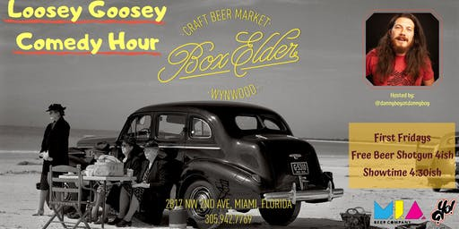 Loosey Goosey Comedy Hour