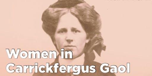 Women In Carrickfergus Gaol Creative Engagement Programme