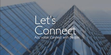 Let's Connect ingressos