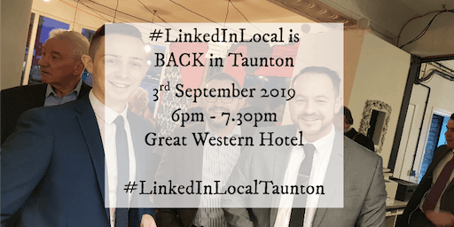 LinkedInLocal Taunton Great Western Hotel