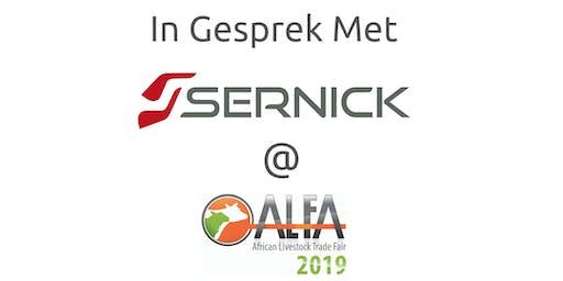 In gesprek met Sernick @ ALFA 2019