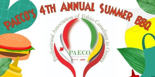 PAECO 4th Annual Summer BBQ and Scholarship Fundraiser