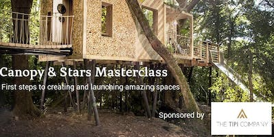 Canopy & Stars | The Glamping Show Masterclass: First steps to creating and launching amazing spaces