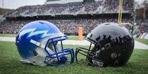 West Point vs USAFA Football