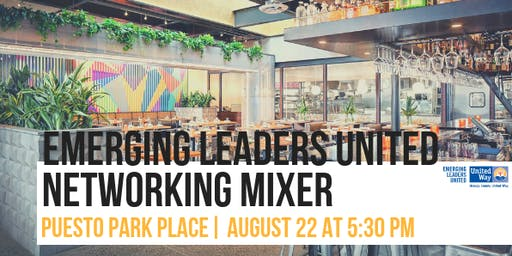 Emerging Leaders United Summer Mixer