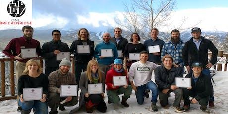One Breckenridge - Guest Service Training (Winter 19) tickets
