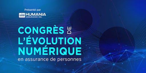 Congrès de l'évolution numérique en assurance de personnes