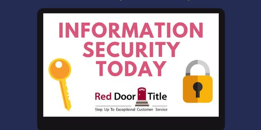 Information Security Today (3CEU)