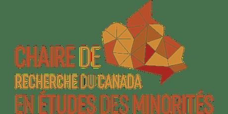 Inauguration officielle de la Chaire de recherche du Canada tickets