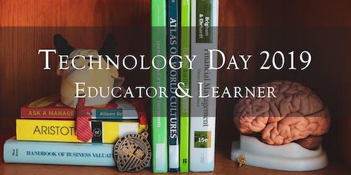 Technology Day 2019 - Teacher: Learner