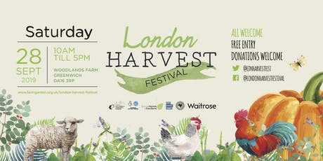 London Harvest Festival 2019 tickets