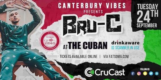 Bru-C Live PA Canterbury Bassline