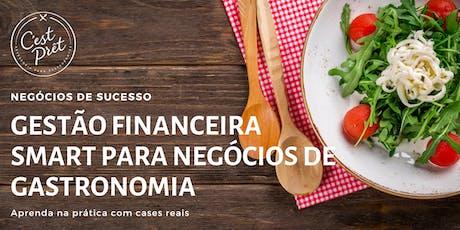 Gestão Financeira Smart  para Negócios de Gastronomia tickets